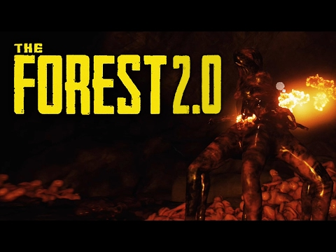 THE FOREST 2.0 #030 - Die Mutter brennt | Let's Play The Forest