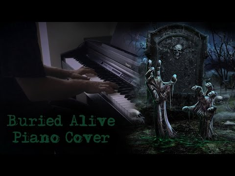 Avenged Sevenfold - Buried Alive - Piano Cover