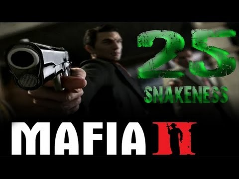 MAFIA 2 [DEUTSCH] [HD] - 25 - Bullen ? Ja / Nein / Vielleicht ? ★ Let´s Play Mafia 2