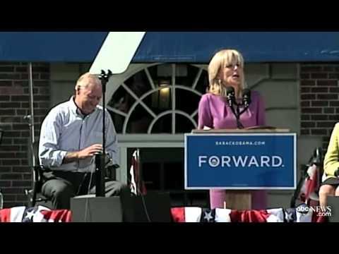 Jill Biden: 'I've Seen Joe Up Close'