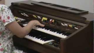 Baixar CCB Hinos hino 327 Ó Senhor da glória ao Orgão Yamaha C55 NI