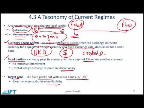 Level 1 CFA Economics: Currency Exchange Rates-Lecture 5