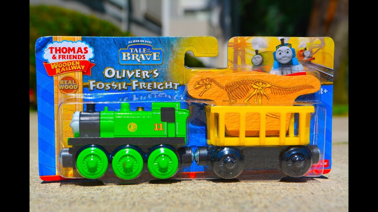 Thomas And Friends OLI...
