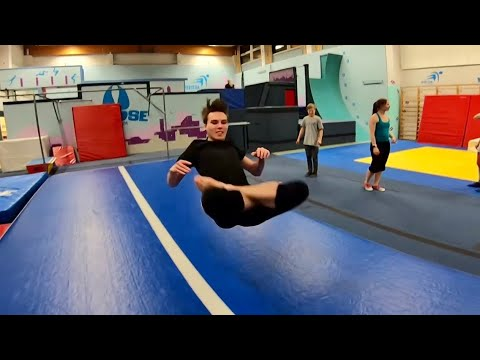Rizu Vlog №39 - Scandi tour. Bounce Sweden + Moose gym Finland