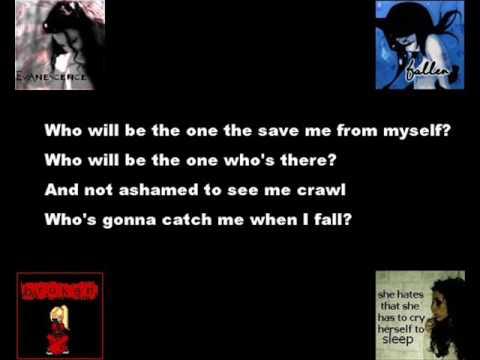 Ashlee Simpson. Catch Me When I Fall: Lyrics