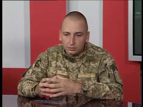Актуальне інтерв'ю. Про особливості набору на військову службу за контрактом