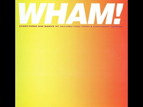 TRIBUTE | Wham! - Everything She Wants (97' Forthright Club Mix) mp3