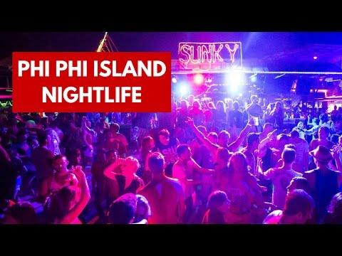 Phi Phi Island Nightlife