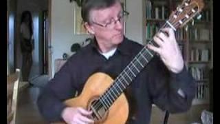 Bach: Bourree in e-minor BWV 996