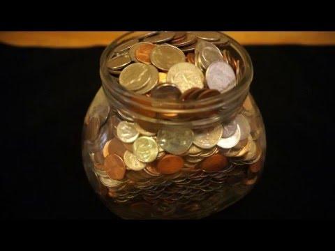Change jar cash-in 2016: Precious Metal Unboxing