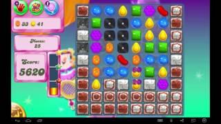Candy Crush Saga Level 1206 - No Boosters