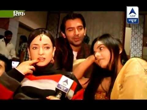 [SBS] IPKKND Team Masti on the Sets - 4th Sept 2012 - Iss Pyaar Ko Kya Naam Doon