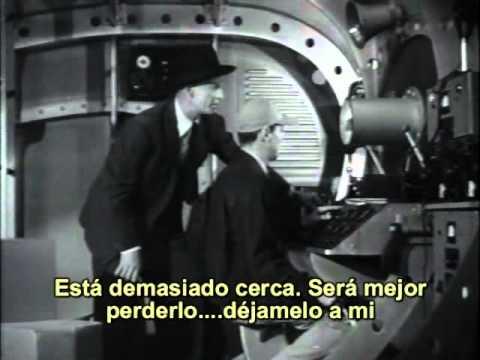 El Invasor Marciano (1950) cap 2 de 12  (sub. español)