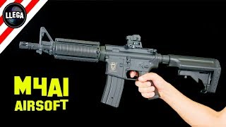 BEST M4A1 AIRSOFT GUN CHEAP