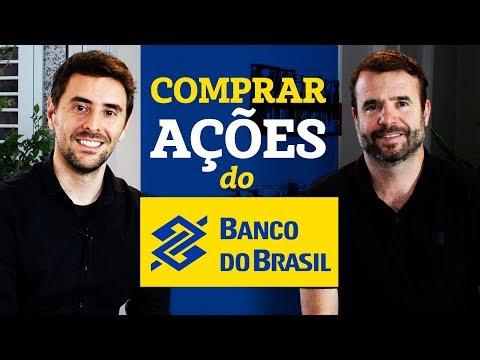 BBAS3: Investir Nas AÇÕES Do BANCO DO BRASIL? [FOLLOW ON - Banco Do Brasil BBAS3]