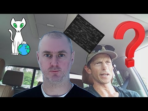 """Flat Earther gives me a """"science"""" lesson thumbnail"""