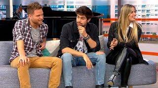 """Cami Rajchman regresa a la musica con la banda """"Blonda"""""""