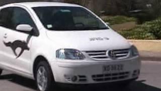 Volkswagen Fox Test Drive