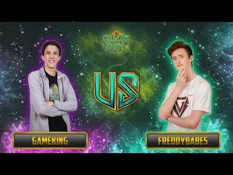GWENTSLAM GRAND FINAL: GAMEKING VS. FREDDYBABES
