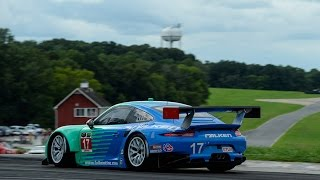 2014 Oak Tree Grand Prix Broadcast - GTLM/GTD