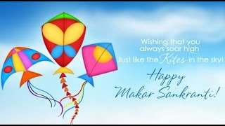 Happy Makar Sankranti 2016 - Latest wishes, Greetings in Hindi, SMS, Quotes, Whatsapp Video 4