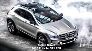 Mercedes-Benz GLA Concept 2013 Videos