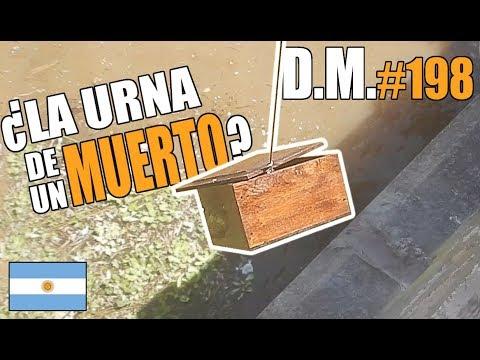 CAJA MISTERIOSA encontrada en BUENOS AIRES 🇦🇷 con SUPER IMÁN de neodimio - Detección Metálica 198