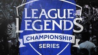 TSM vs FOX | CLG vs FLY | NALCS Spring 2017 REBROADCAST | LoL Esports 24/7
