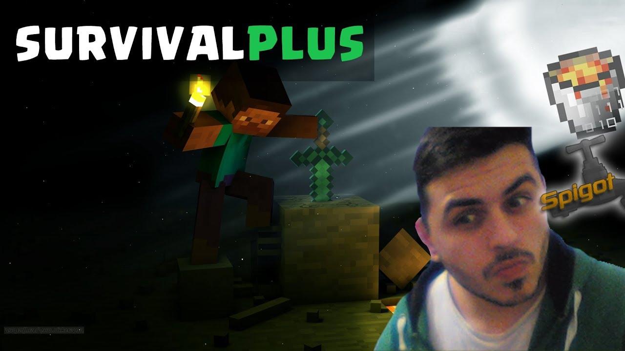 Survival Plus | Minecraft Spigot Plugin 1 14 | Tutorial by maxmar628