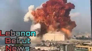 Explosion in Beirut(Lebanon) - 200 dead and 5,500 injured |  News | 2020 HD
