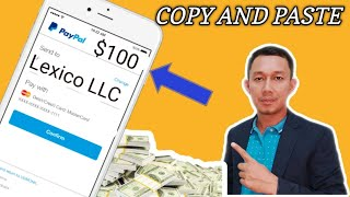 MAKE $100 PER DAY BY JUST COPY AND PASTE | LEGIT | FREE AND EASY