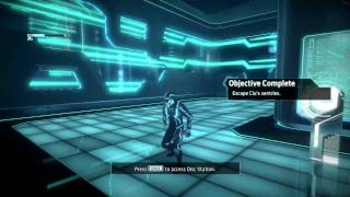 Tron: Evolution (Gameplay)