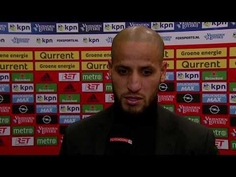Karim El Ahmadi na Feyenoord - sc Heerenveen