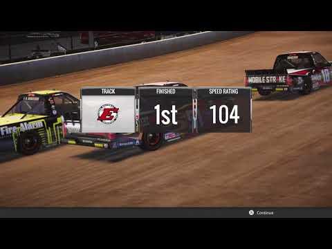 NASCAR Heat 2 - Myatt Snider at Eldora