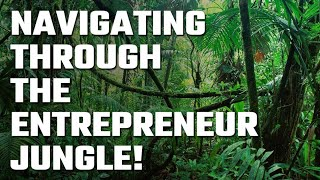 🌿 How to Navigate through the Jungle of Entrepreneurship!