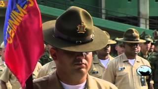 Los Dril Instructor de la Armada Nacional, una tradición con doctrina