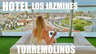 Hotel LOS JAZMINES Torremolinos Malaga SPAIN Full Hotel REVIEW