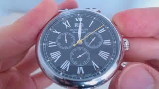 Dünyaca ünlü marka, Karpa farkı: Romanson TLHM7A13  - KARPA Video Kılavuz ve Saat İncelemeleri #16