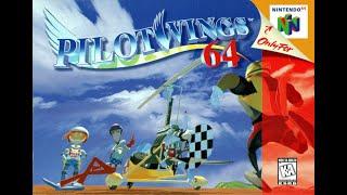 Pilotwings 64 - Birdman