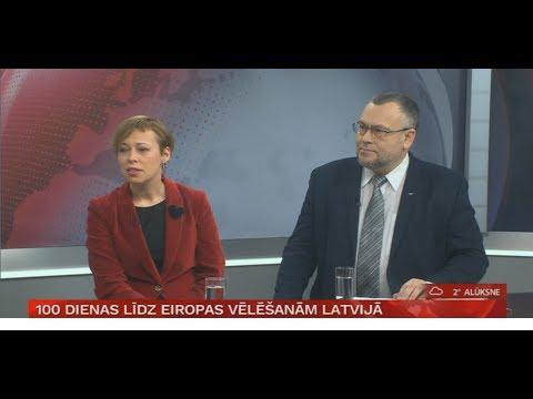 100 dienas līdz Eiroparlamenta vēlēšanām Latvijā
