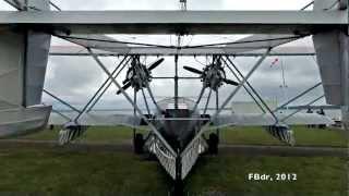 Sikorsky S38 (NC-28V) - RIH Biscarosse, 19/05/2012