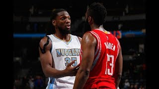 RIGGED Western Conference Finals: Houston Rockets Kenneth Faried Faces Former Team, Denver Nuggets!
