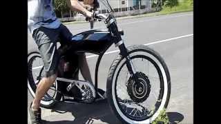 Bicicleta elétrica WS Brave