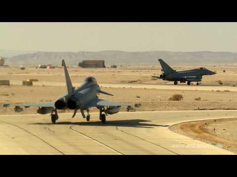 Blue Flag: Deutsche bei Luftwaffenübung in Israel
