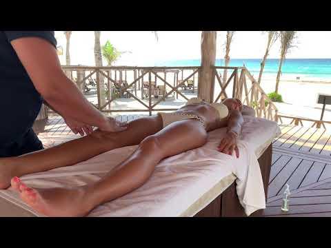 Релакс массаж . Туристический вариант. Relaxing Massage For Tourists.