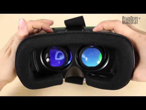VR BOX VR02 3D VR Box Glasses  - Gearbest.com
