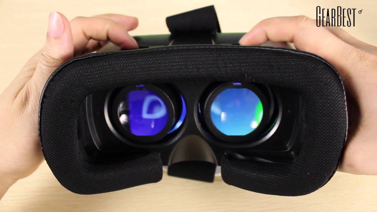 vr box vr02 3d vr box glasses youtube. Black Bedroom Furniture Sets. Home Design Ideas