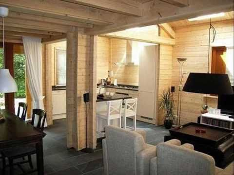 blockhaus holz ferienhaus carina 70mm 8 x10 m youtube. Black Bedroom Furniture Sets. Home Design Ideas