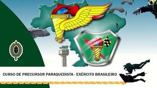 Curso de Precursor Paraquedista Cur Prec Pqdt