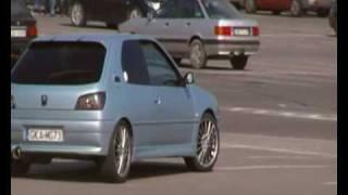 Peugeot 306 1,8 16v some fast ride ;)